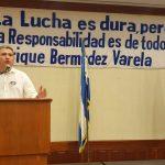 En ocasión del 29 aniversario del asesinato del Comandante Enrique Bermúdez