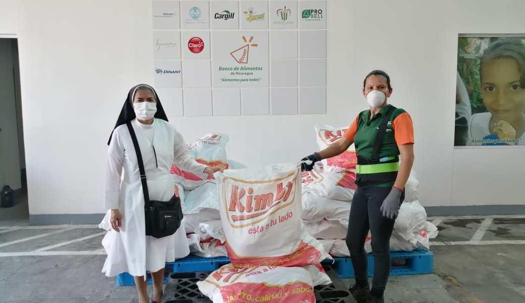 Cargill Nicaragua contribuye con la seguridad alimentaria durante el Covid-19