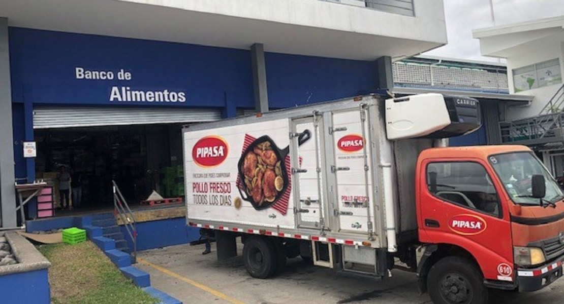 Cargill beneficia a más de 100 mil centroamericanos con el apoyo de los Bancos de Alimentos, durante la pandemia de COVID-19