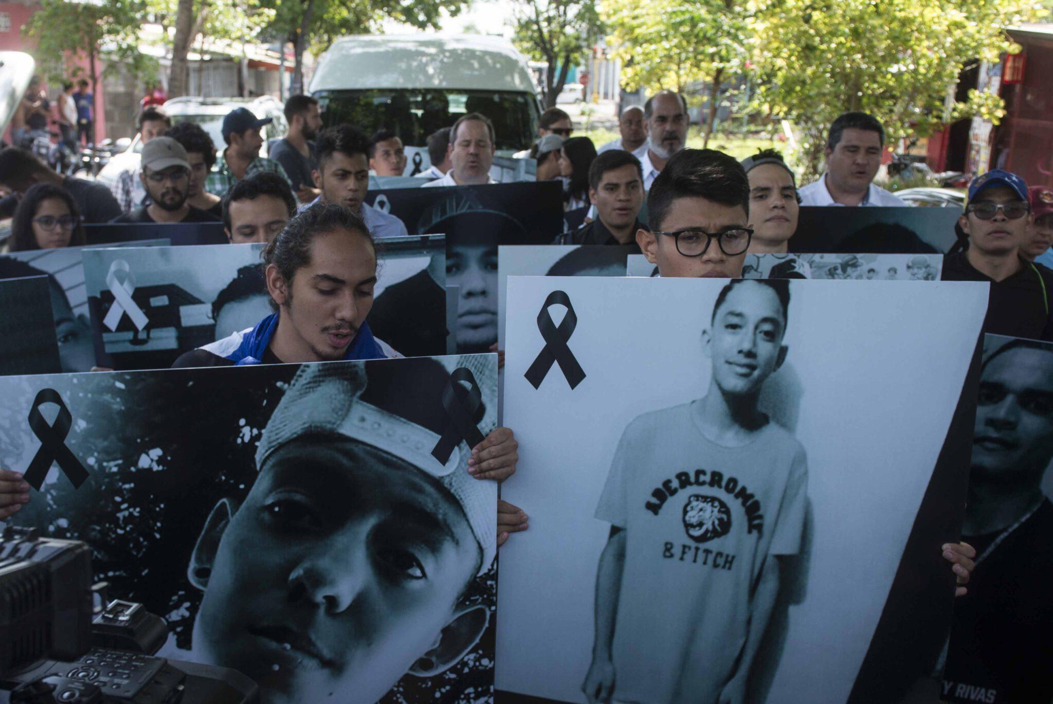 Los jóvenes deben guiar a Nicaragua hacia el futuro