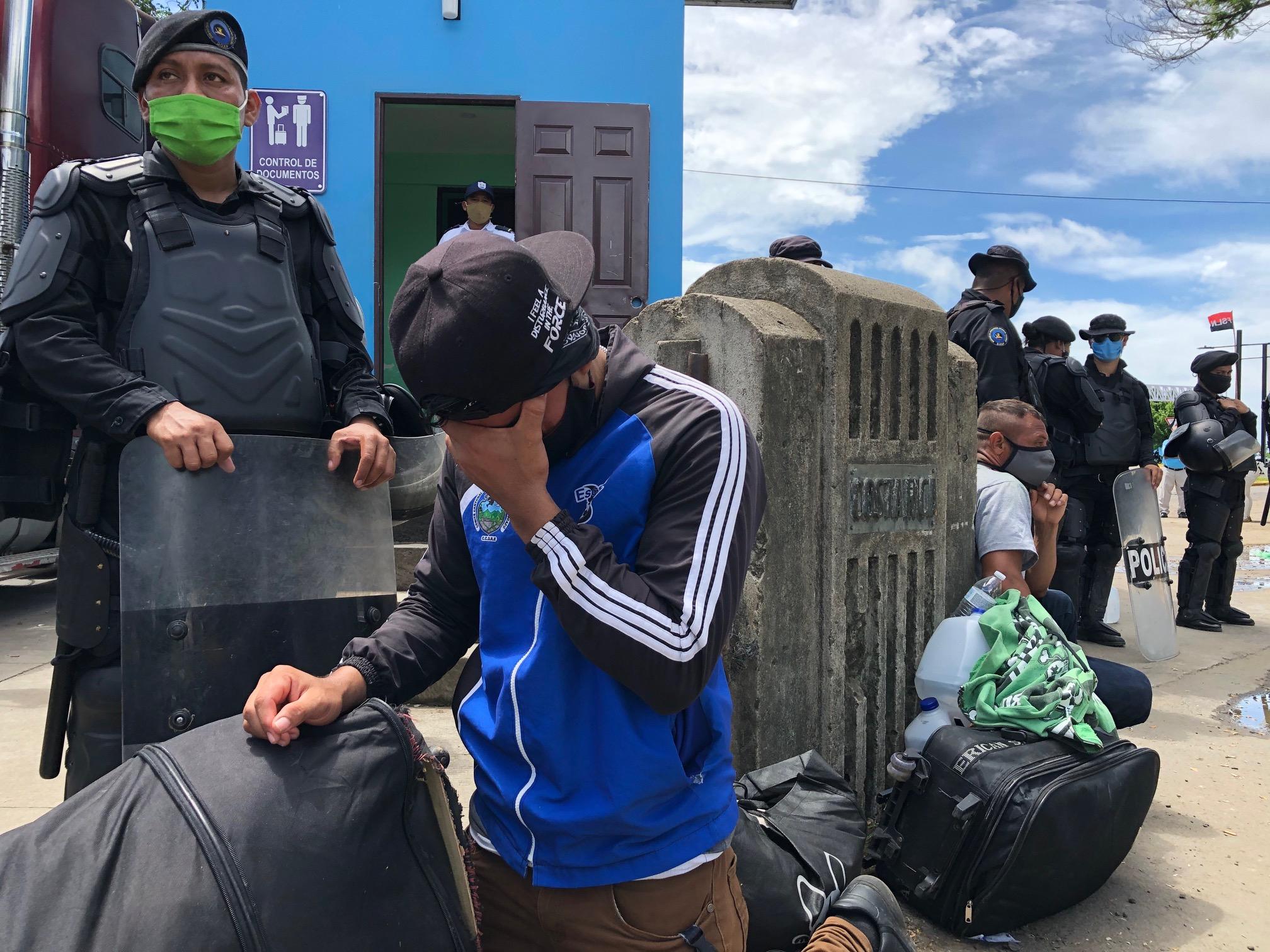 La crueldad de Ortega contra los migrantes