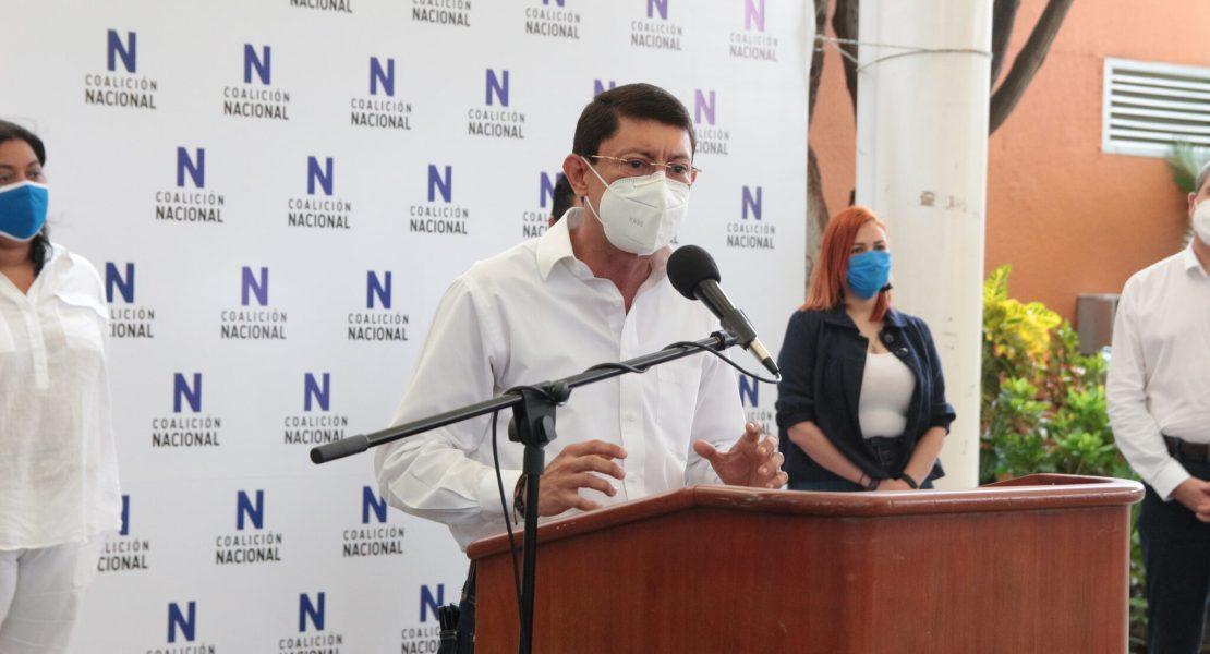 """Miguel Rosales: """"es necesario que cerremos el ciclo histórico del liberalismo"""""""