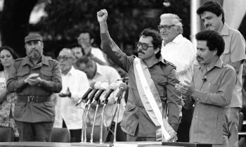 """Cuando el sandinismo quiso """"resolver"""" la crisis con elecciones"""
