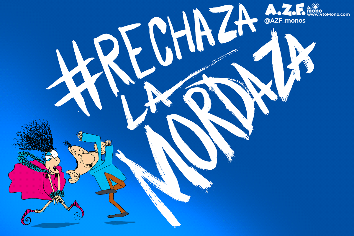 La Mordaza