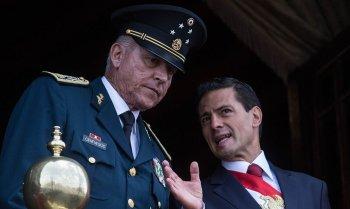 El caso del general mexicano Salvador Cienfuegos, o la justicia de EE.UU. jugando a la política