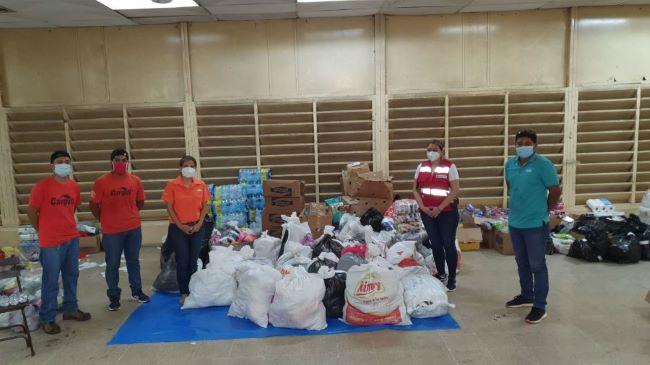 Afectados por los huracanes Iota y Eta reciben apoyo de Cargill Nicaragua