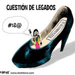 Cuestión de legados