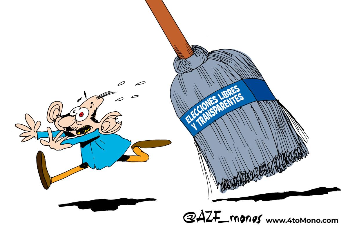 Elecciones libres y transparentes