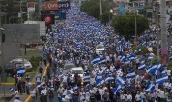 A tres años de la Rebelión de Abril, ¿qué se puede esperar de la comunidad internacional?
