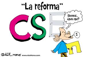 """""""La reforma"""""""