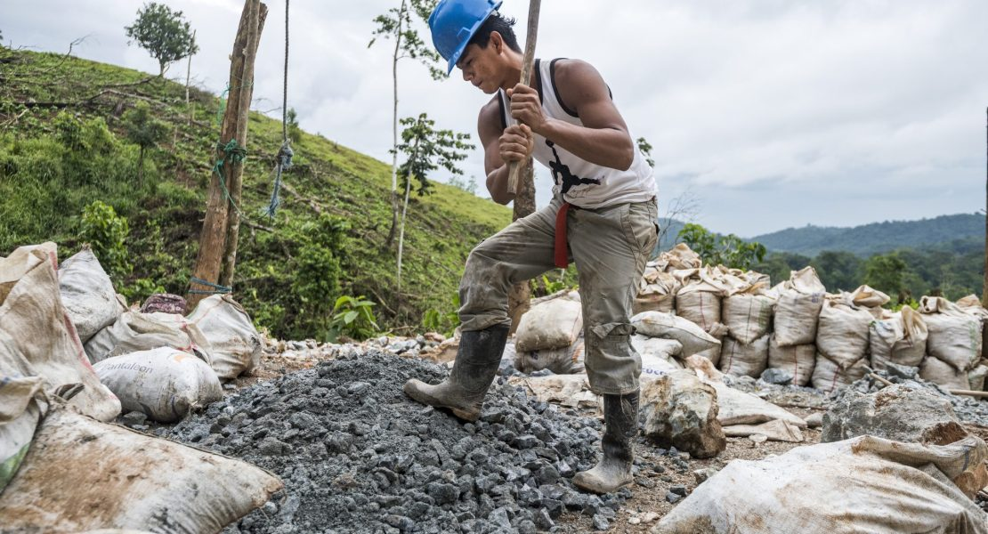 Avanzan esfuerzos de industria minera por formalizar la minería artesanal