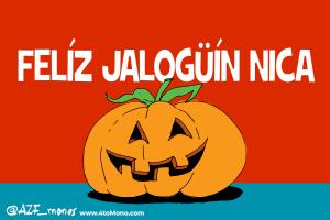 Feliz día de hallowen