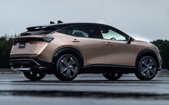 Πρεμιέρα για το νέο και ηλεκτρικό Nissan Ariya
