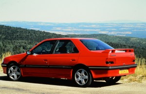 Peugeot 405 T16: Με βαρύ όνομα σαν ιστορία