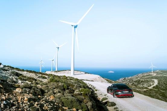 Έχει ξεκινήσει η παραγωγή του Audi e-tron GT