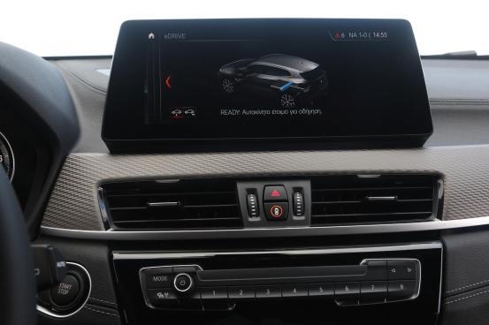 BMW X2 xDrive25e: Σπορ και πολυ-ταλαντούχο