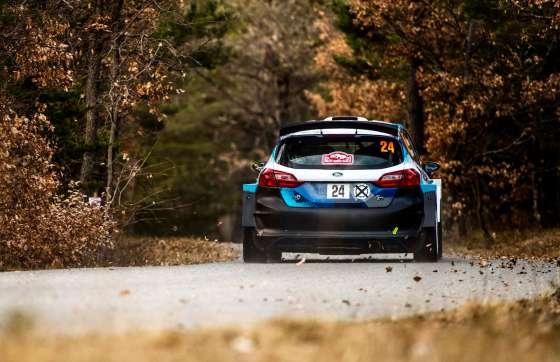 Ford Fiesta Rally 2