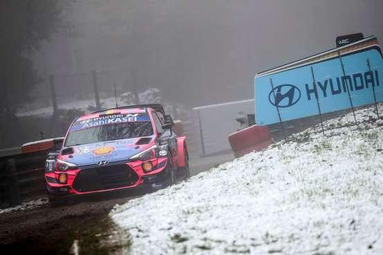 Monza Rally: Ο Ogier είναι ο γρηγορότερος στην 1η ειδική φάση