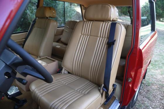 Κλασικό Range Rover