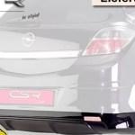 Prelungire Difusor Difuzor Spoiler Bara Spate Opel Astra H Gtc 2004 2010 Ha003 44845