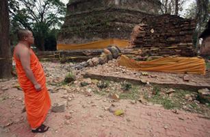 At Least 120 Dead in Burma Earthquake