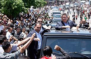 Jordan: King Abdullah Holds On, Despite Rising Discontent