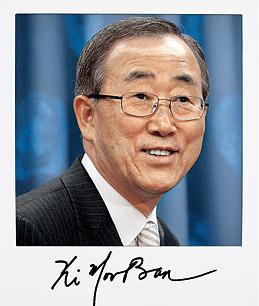 10 Questions for Ban Ki-Moon