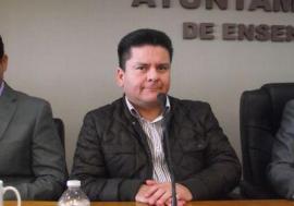 Iván Barbosa, síndico municipal de Ensenada (Foto: Ayuntamiento Ensenada).