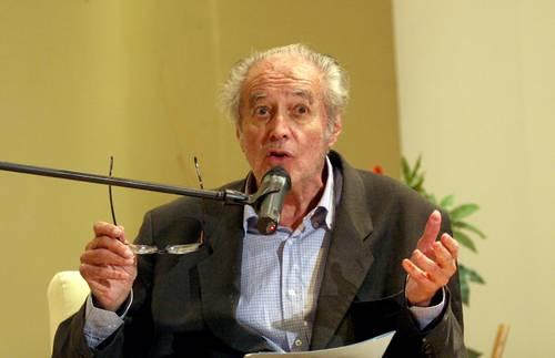 El filósofo Villorio (Foto: internet).