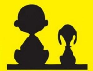 Snoopy y Charlie Brown