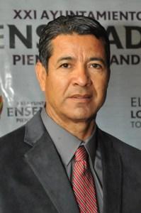 El titular del COPLADEM (Foto: Ayuntamiento de Ensenada).