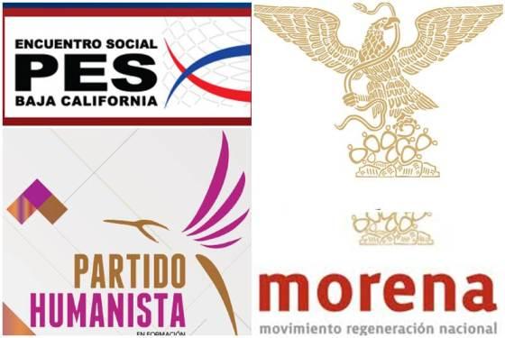 NUEVOS PARTIDOS MEXICO