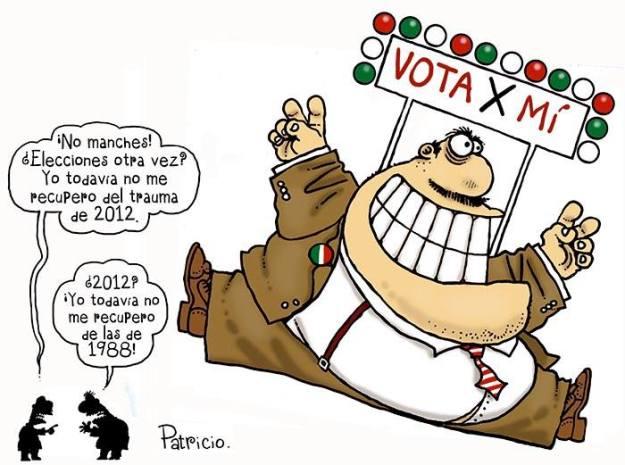 ELECCIONES 2015 CARTON PATRICIO