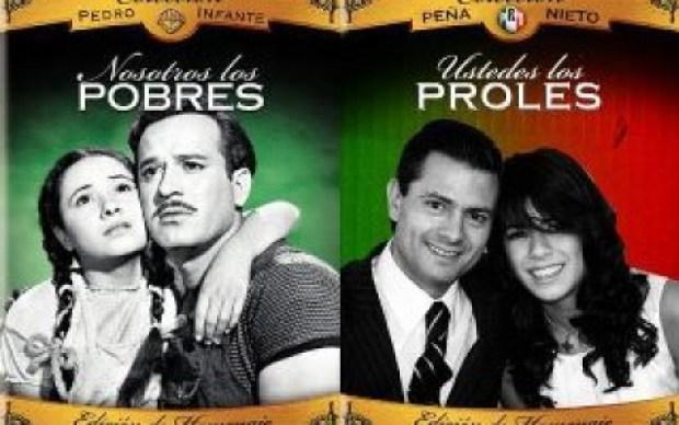 RICOS Y PLEBES EPN PEDRO INFANTE