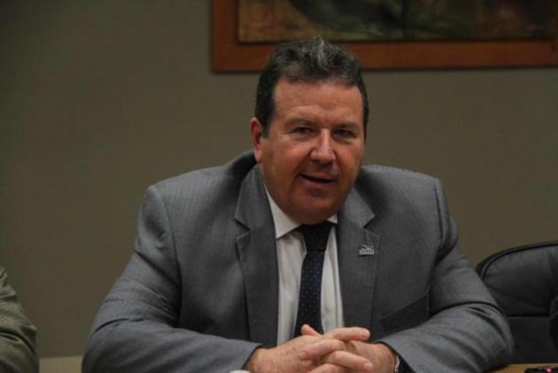 10 años fue director del CICESE, el doctor Federico Graef. Antes del 15 de agosto dejará el cargo (Foto: archivo).