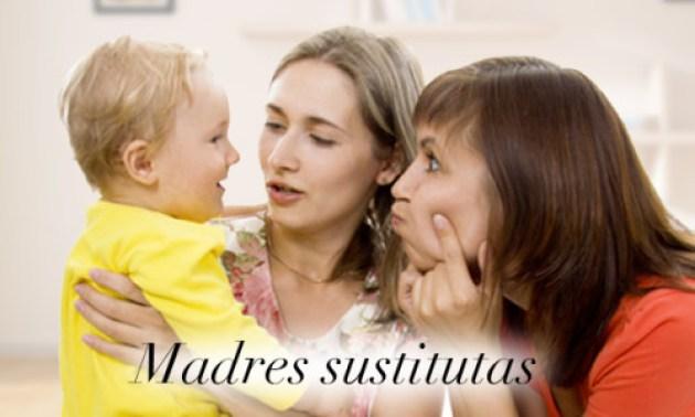 MADRES SUSTITUTAS