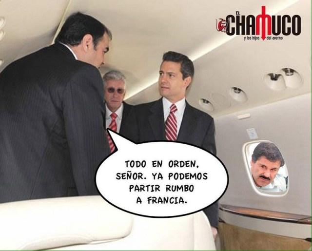 MEME CHAMUCO CHAPO
