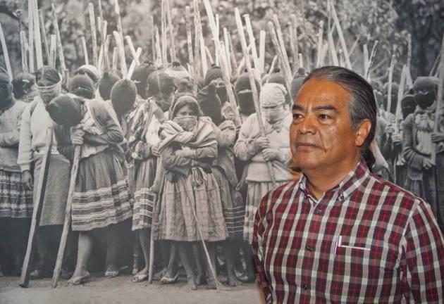 44valtierra...26junio2012...foto: yadin xolalpa Se llevo a cabo la presentacion de la exposicion del fotoreportero Pedro Valtierra quien muestra las imagenes mas representativas tomadas a lo largo de su vida, dicvha exposicion esta montada en el Centro Cultural Tlatelolco.