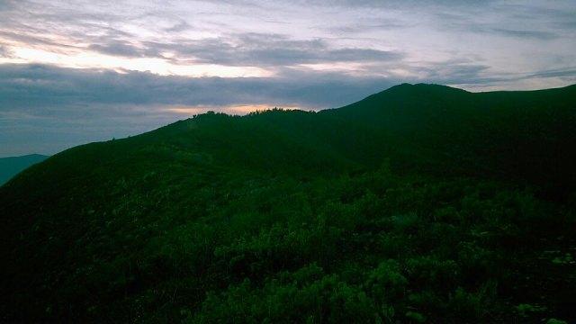 La hermosa pero peligrosa Sierra de Ulloa, lugar en donde se extraviaron dos adeolescentes (Foto: Los Caminantes de los Attenuatas).
