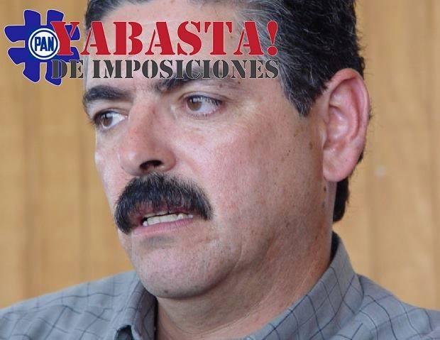 La militancia panista en Ensenada no quiere a Carlos Loyola (Foto Internet).