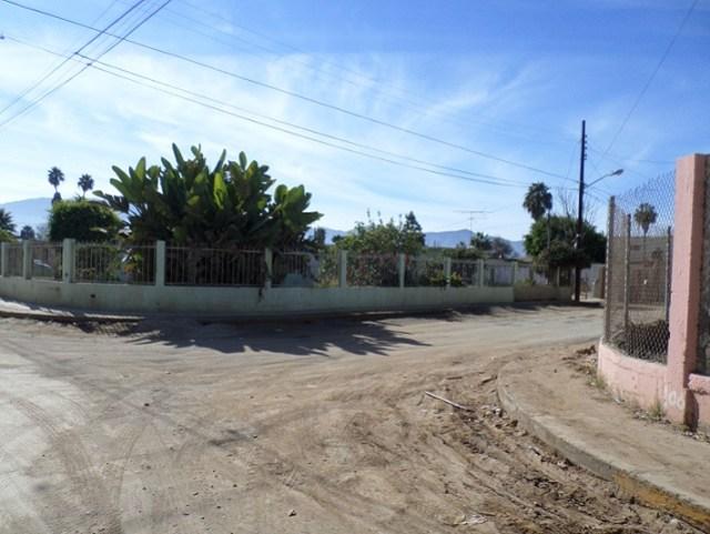 El poblado de Maneadero también vive los efectos de la inseguridad que se vive en todo el valle agrícola (Foto: Cortesía).