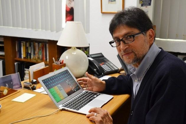 El doctor Serrano Santoyo (Foto: cortesía).
