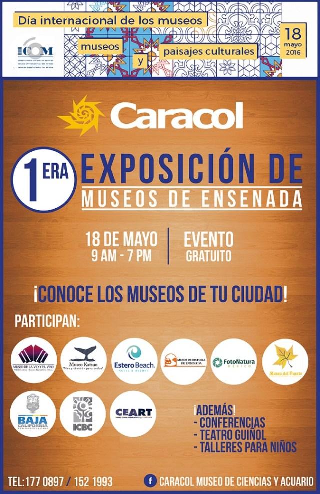 EXPO MUSEOS EDA CARTEL 2016