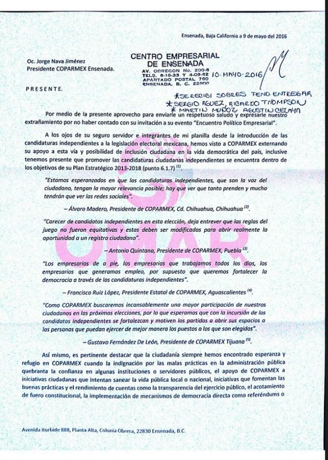 OMARCARTA COPARMEX 1