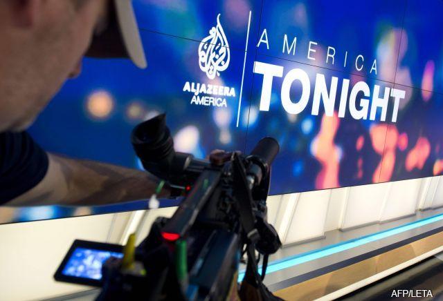 AL JAZEERA TV AMERICA