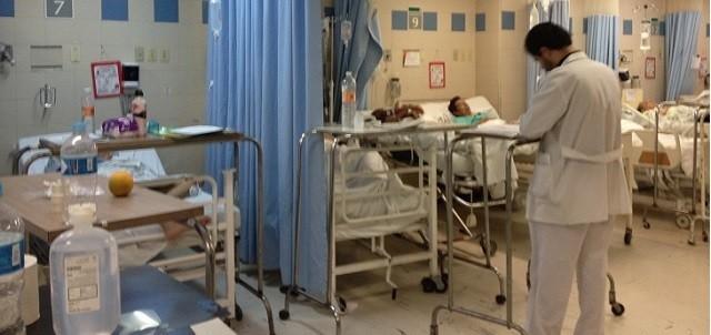 Se busca reducir el tiempo de espera de acceso a hospitalización y hacer máseficiente el servicio de emergencias (Foto: IMSS)