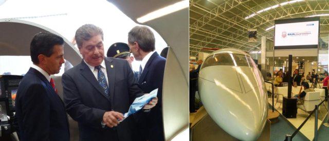 Kiko Vega y Peña Nieto. Fuente: Internet