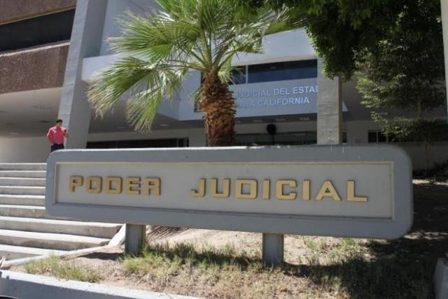 PODER JUDICIAL BC EDIFICIO MEXICALI