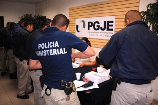 POLICIAS MINISTERIALES PGJEBC