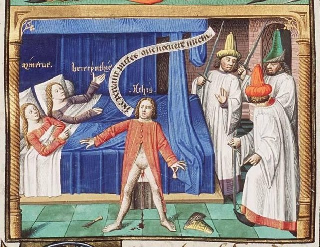 sexo medieval